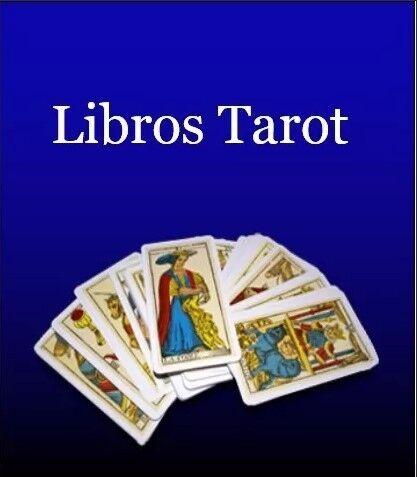 Libros De Tarot  32 Libros digital PDF + 4 Audios Leer Cartas Fortuna Amor