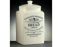 Charlotte Watson bread bin