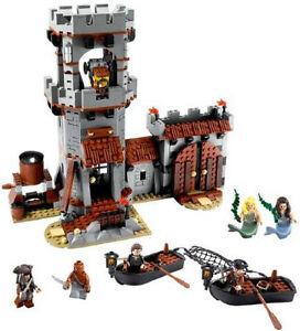 Pirates of the Caribbean LEGO 4194 Whitecap Bay Edmonton Edmonton Area image 2
