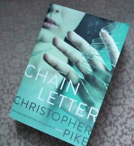 == CHAIN LETTER == by Christopher Pike