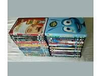 30 MAINLY DISNEY KIDS DVDS BUNDLE