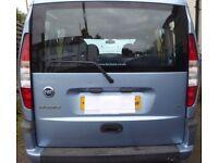 Fiat Doblo 1.9 jtd 2005 Diesel 5 seater, MOT till March 2017