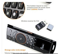 ANDROID Mele F10 wireless Keyboard+remote Control