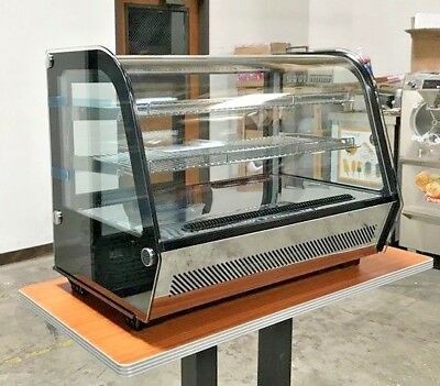Countertop Refrigerated Display Showcase Bakery Pastry Deli Case