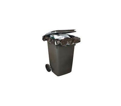 30 Wheelie Bin Bags Liners Sacks 30x46x54