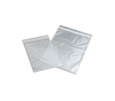 1000 CLEAR Plastic Mailing Bags - SIZE 9 x 12