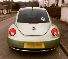 VW Beetle Luna 102PS