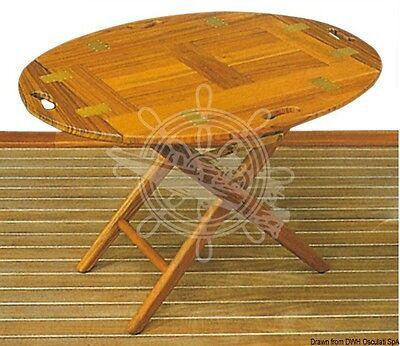 ARC Removable Teak Table 85x60x53