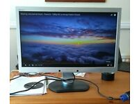 """23"""" Phillips TV Monitor HD Ideal for work, TV or gaming RRP £200"""