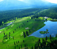 Glorious NW Montana Building Lot on Golf Course - $39,900