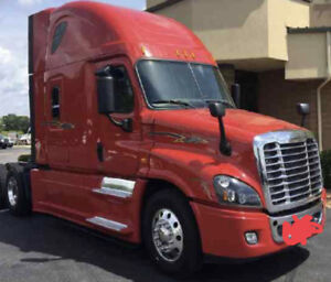 For sale tractor trailer