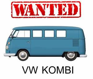 WANTED VW KOMBI ALL MODELS - VARIANTS INSTANT CASH PAID!!! Werribee South Wyndham Area Preview