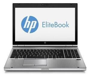 MEGA SOLDES : HP Elitebook 8470p Core i5 (3e géné) - Memoire 8Gb - Disque dure 320GB - Win 7/10 - HDMI