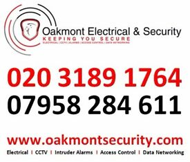 Electrician - Professional Service - All Electrical Services - CCTV, Alarms, Maintenance - Insured