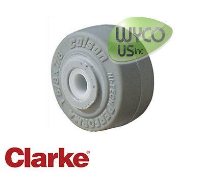 59932a 1 Front Wheel Clarke Ultra Speed Burnisher 2000 Pv 1-58x78