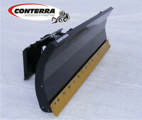 Conterra Snow Dozer Blade for Skid Steers & Loaders