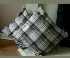Dunelm Cushions x4