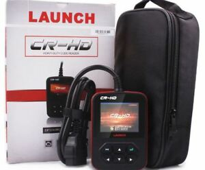Launch Heavy Truck Diagnostic Scanner. Save Money and Time! New!