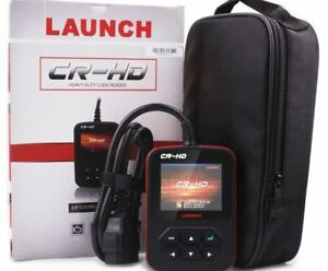 LAUNCH HEAVY TRUCK DIAGNOSTIC SCANNER. SAVE MONEY AND TIME!