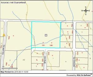 9+ Acres of Prime Industrial Land!!