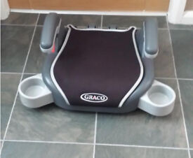 Graco junior car booster seat