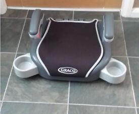 Graco junior car booster seat