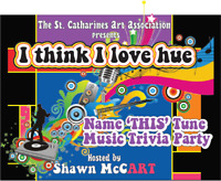"""I Think I Love Hue"" Name 'This' Tune Music Trivia Party"