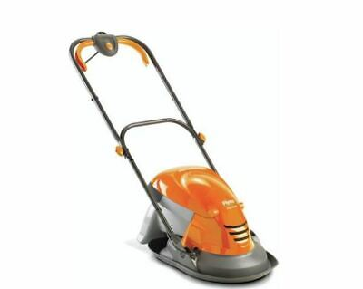 Flymo Hover Vac 250 25cm Collect Lawnmower 1400W * USED *