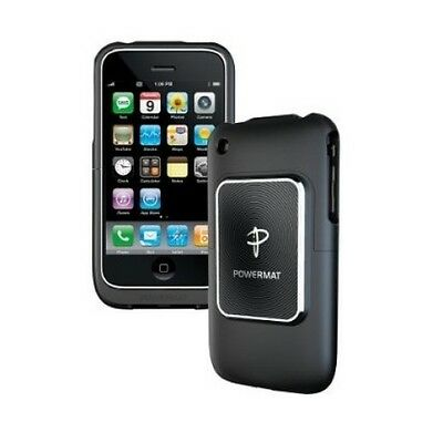 Powermat Receiver Charger Case Mat For Apple Iphone 3g, 3gs Pmr-aip1