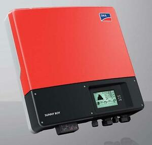 4kw grid tie solar inverter sma sunny boy 4000tl 20 ebay. Black Bedroom Furniture Sets. Home Design Ideas