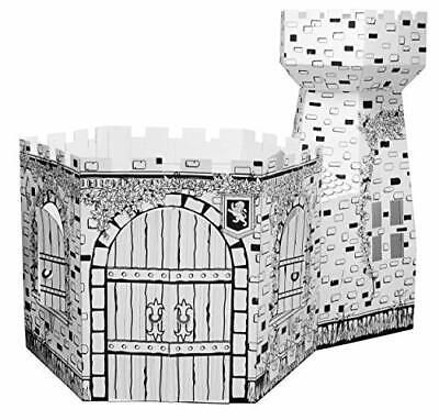 Ricco GL8955 Castle Tower Cardboard Playhouse