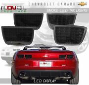 Camaro Sequential Tail Lights