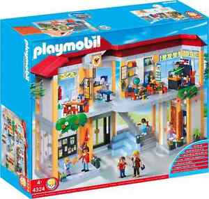Playmobil school London Ontario image 1