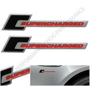 Supercharged Decal