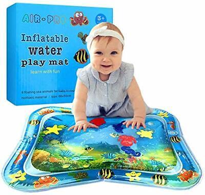 Baby Spielzeug Aufblasbarer Bauch Zeit Premium Wassermatte