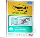 Post-it Card Printer Photo Paper