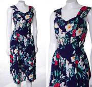 Vintage Smocked Dress