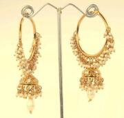 Indian Hoop Earrings