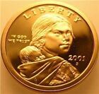 2001 Sacagawea Proof