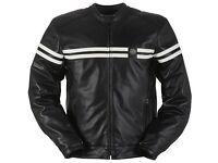 Furygan gto leather jacket medium