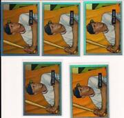 Willie Mays Baseball Card Lot