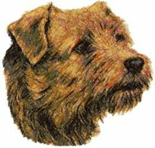 Embroidered Ladies Fleece Jacket - Norfolk Terrier AED16228 Sizes S - XXL