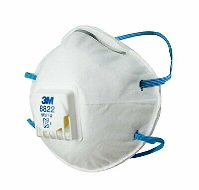 3m 8822 Kn95 Particulate Respirator Face Mask - 10pack