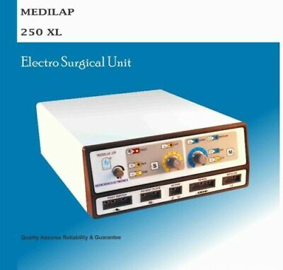 250watt Electrocautery Surgical For Ent Gynae Dermatology General Surgery