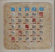 Large Bingo Cards