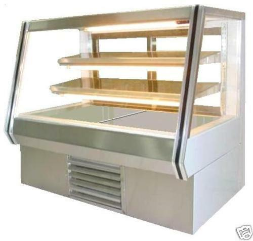 Coolman Commercial Refrigerated Bakery Pastry Display Case 60""