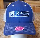 Jimmie Johnson Women NASCAR Fan Cap, Hats