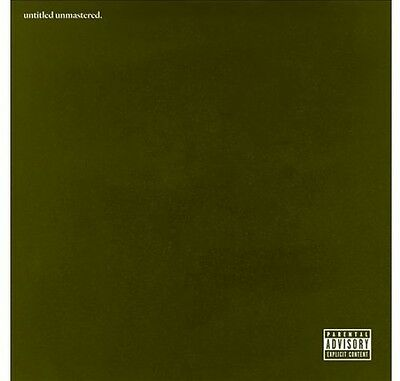 Kendrick Lamar - Untitled Unmastered. [New Vinyl] Explicit