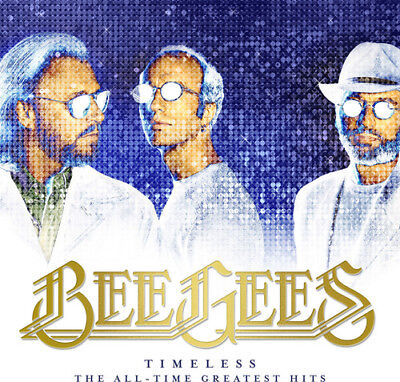 The Bee Gees   Timeless  The All Time Greatest Hits  New Cd