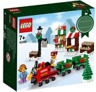 Santa Christmas Train Trains LEGO Sets & Packs